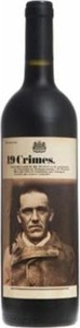 19 Crimes Cabernet Sauvignon 2013, South Eastern Australia Bottle