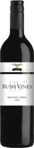 Cloof Bush Vines Pinotage Shiraz 2014 Bottle