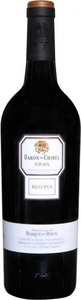 Baron De Chirel Rioja Tempranillo Bottle