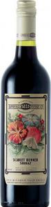 Spring Seed Scarlet Runner Organic Shiraz 2014, Mclaren Vale Bottle