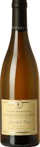 Domaine Cordier Jean De La Vigne Bourgogne Blanc 2014 Bottle
