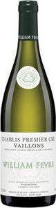 William Fèvre Chablis Premier Cru Vaillons 2013 Bottle
