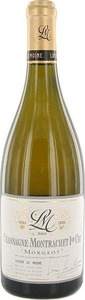 Lucien Le Moine Chassagne Montrachet 1er Morgeot 2011 Bottle