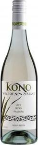 Kono Pinot Gris 2014 Bottle
