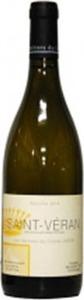 Saint Veran Heritiers Du Comte Lafon 2014 Bottle