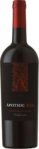 Apothic Red 2014, California Bottle
