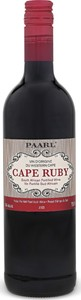 K W V Paarl Cape Ruby Bottle