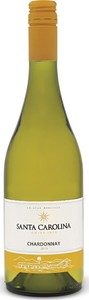 Santa Carolina Chardonnay 2015, Rapel Valley Bottle