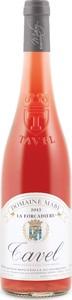 Domaine Maby La Forcadière Tavel Rosé 2015, Ac Bottle