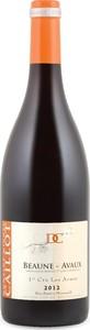 Domaine Michel Caillot Beaune Les Avaux 1er Cru 2012, Ac Bottle