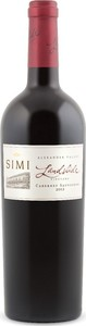 Simi Landslide Vineyard Cabernet Sauvignon 2012, Alexander Valley, Sonoma County Bottle