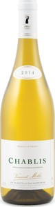 Vincent Mothe Chablis 2014, Ac Bottle
