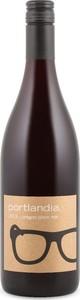 Portlandia Pinot Noir 2013, Oregon Bottle