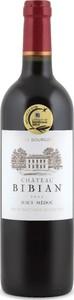 Château Bibian 2012, Cru Bourgeois, Ac Haut Médoc Bottle