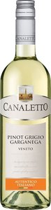 Canaletto Pinot Gris / Garganega 2015 Bottle