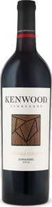 Kenwood Zinfandel 2013, Sonoma County Bottle