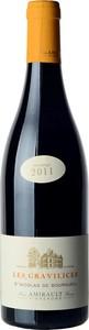 Cabernet Franc Les Gravilices Clos Des Quarterons 2011 Bottle