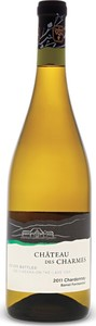 Château Des Charmes Chardonnay Barrel Fermented 2013, VQA Niagara On The Lake Bottle