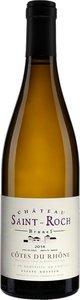 Château Saint Roch Côtes Du Rhône Blanc 2015 Bottle
