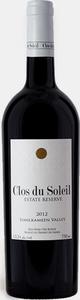 Clos Du Soleil Estate Reserve Red 2010 Bottle