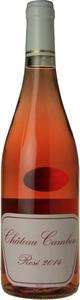 Château Cambon Rosé 2015 Bottle