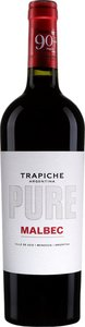 Trapiche Pure Malbec 2014 Bottle