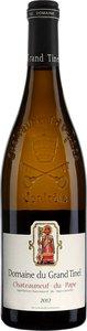 Domaine Du Grand Tinel Châteauneuf Du Pape Blanc 2012 Bottle