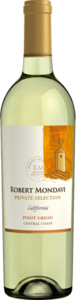 Robert Mondavi Private Selection Pinot Grigio 2014 Bottle