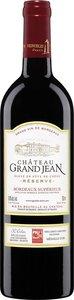 Château Grand Jean Réserve 2013 Bottle
