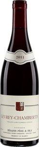 Domaine Sérafin & Fils Gevrey Chambertin 2012 Bottle