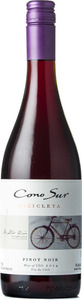 Cono Sur Bicicleta Pinot Noir 2015, Central Valley Bottle