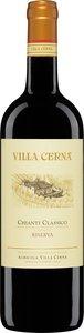 Villa Cerna Chianti Classico Riserva 2011, Docg Bottle