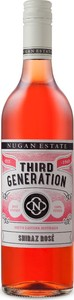 Nugan Estate Third Generation Shiraz Rose 2015, S E Australia Bottle