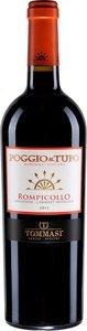 Tommasi Poggio Al Tufo Rompicollo 2012, Igt Maremma Toscana Bottle