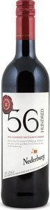Nederburg 56 Hundred Cabernet Sauvignon Shiraz 2014 Bottle