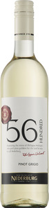 Nederburg 56 Hundred Sauvignon Blanc 2015 Bottle