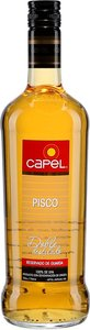Capel Pisco Reservado Bottle