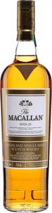 The Macallan Gold Bottle