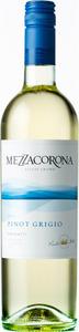 Mezzacorona Pinot Grigio 2015 Bottle