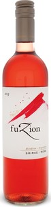 Fuzion Shiraz Rosé 2014 Bottle