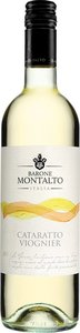 Montalto Catarratto Viognier 2015 Bottle