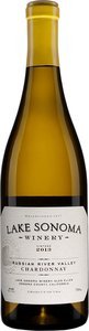 Lake Sonoma Winery Chardonnay Russian River Valley 2013 Bottle