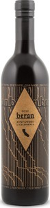Beran Zinfandel 2012, California Bottle