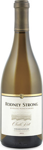 Rodney Strong Chalk Hill Chardonnay 2013, Sonoma County Bottle