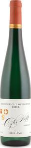 Bischofliche Weingüter Trier Ayler Kupp Riesling Kabinett 2013, Prädikatswein Bottle
