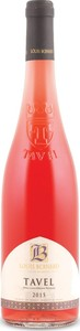 Louis Bernard Tavel Rosé 2015, Ap Bottle