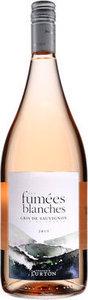 François Lurton Les Fumées Blanches Rosé Gris De Sauvignon 2015 Bottle