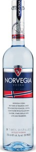Norvegia Vodka, Norway Bottle