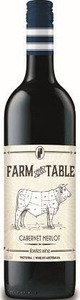 Farm To Table Cabernet Merlot 2014 Bottle