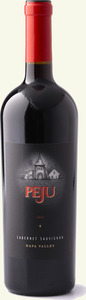 Peju Cabernet Sauvignon 2012 Bottle
